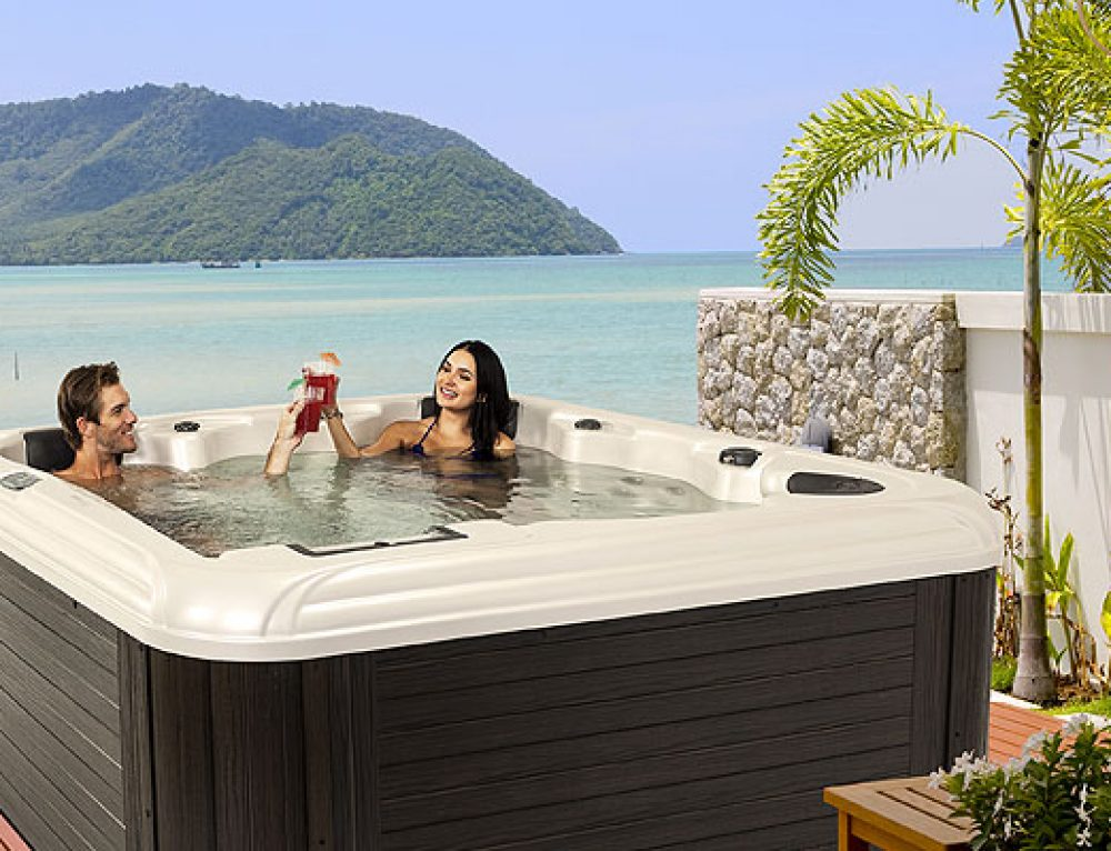 """Use your Hot Tub as a Summer """"Cool Tub"""""""